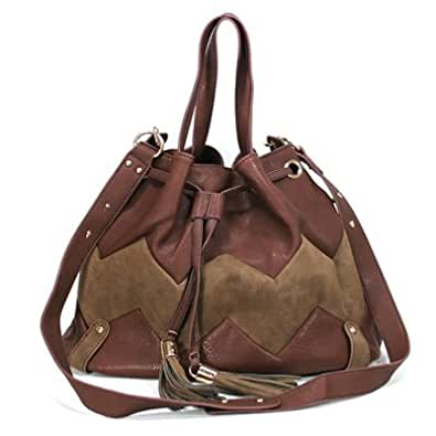 MyLux Handbag SH12346 coffee