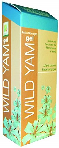 Wild Yam Gel - Extra Strength, 2 унции (Multi-Pack)