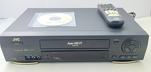 JVC HR-S29U S-VHS Video Cassette Recorder