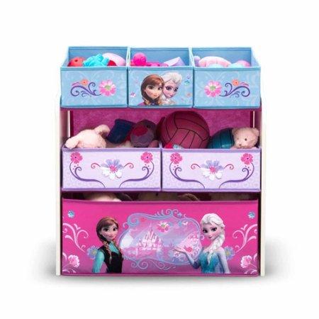 Disney Frozen Multi-Bin Toy Organizer