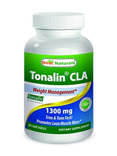 Best Naturals Tonalin 1300 Softgels product image