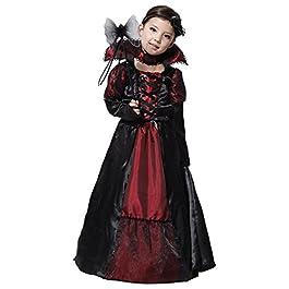 Mädchen Karneval Lady Vampir Dracula Halloween