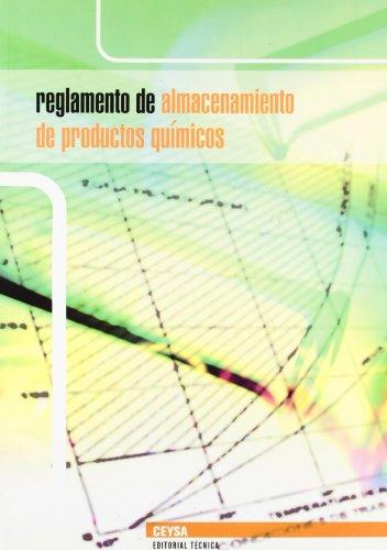Descargar Libro Reglamento De Almacenamiento De Productos Quimicos Aa.vv.
