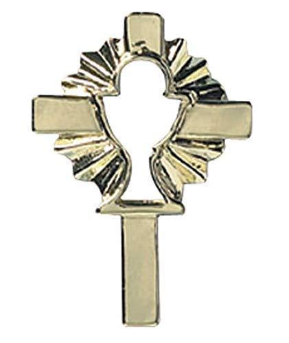 Cross with Chalice Lapel Pin Bulk Lot Classroom Set, Pack of ()