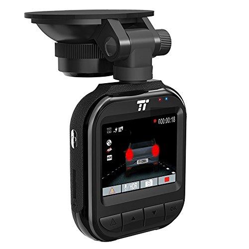 TaoTronics Dashboard Recorder G Sensor Recording