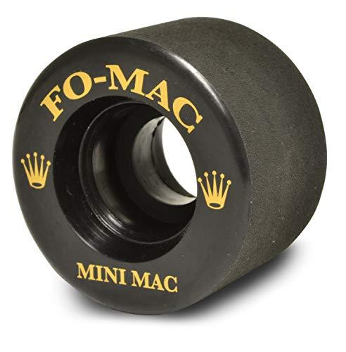 Sure-Grip Fomac Premier Mini Mac Wheels - Black
