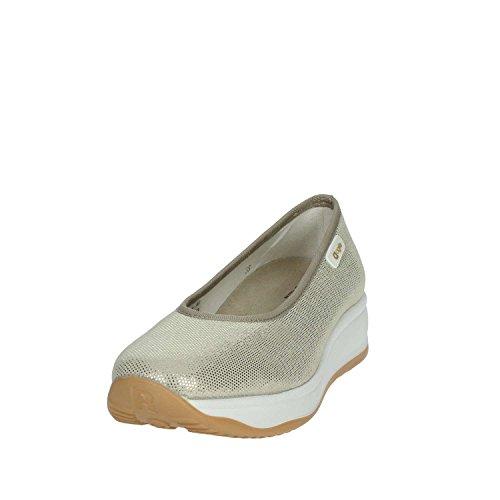 Smidig Pumpe Gull Ballet Ved Kvinner Rucoline 136 ZHwq6naZ