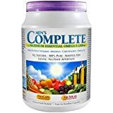 Multivitamin - Men's Complete with Maximum Essential Omega-3 1000 mg