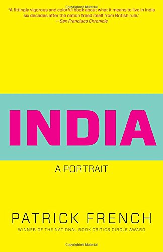 India: A Portrait (Vintage - Price Best India In Store