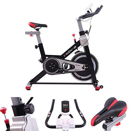 Esprit Fitness 2020 MOTIV8 Premium Fitness Spin Exercise Bike with 8kgs Flywheel