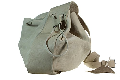 RAVE-CRAFT, Borsa a tracolla donna Beige Marrone