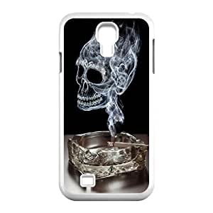 taoyix diy C-EUR Customized Skull Pattern Protective Case Cover for Samsung Galaxy S4 I9500