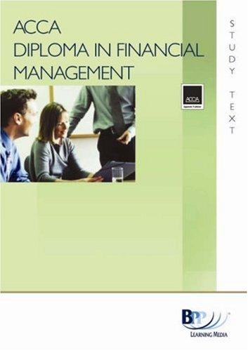 Download DipFM - Performance Management pdf