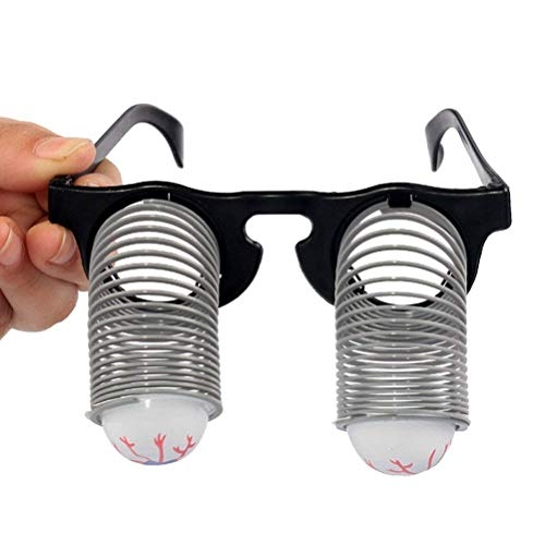 Googly Eye Glasses Funny Disguise Glasses Goo Goo