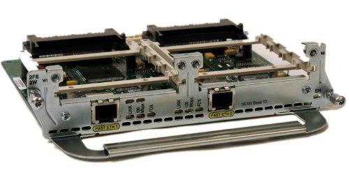 Cisco NM-2W 2 Wan Card Slot Network Module (no LAN)