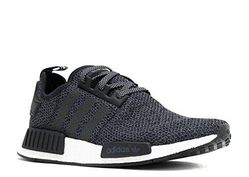 Adidas Nmd_r1 Ctechblack / Nero / Bianco