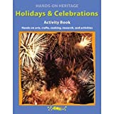 img - for Holidays and Celebrations Activity Book (Hands On Heritage) book / textbook / text book