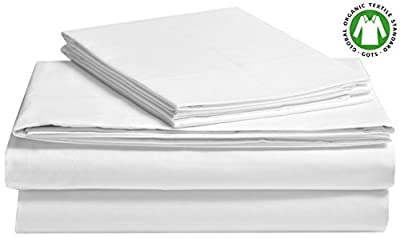 EnvioHome GOTS Certified Organic Cotton Sheet Sets
