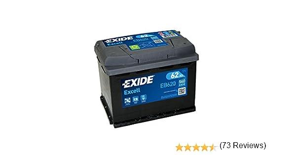 Bater/ía de arranque Exide EB620