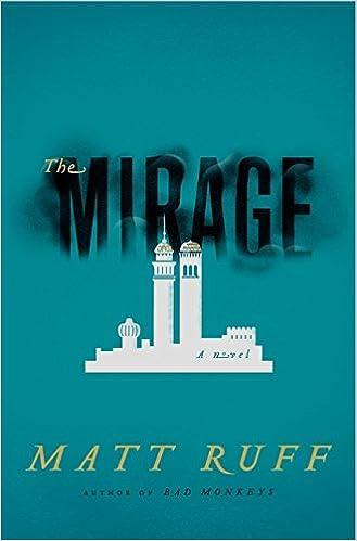 Cover of The Mirage by Matt Ruff