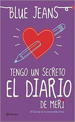 Book Tengo Un Secreto: El Diario de Meri