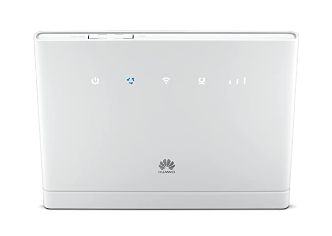 Huawei B315s-22 Unlocked 4G LTE 150 Mbps Mobile Wi-Fi Router (3G/4G LTE in  Europe, Asia, Middle East, Africa) (WHITE)
