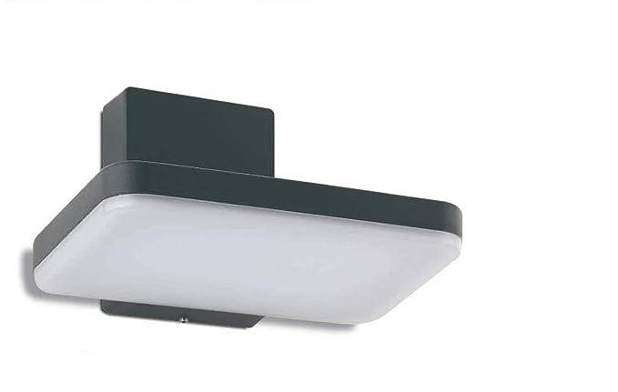 Applique rettangolare a led per pareti esterne w luce fredda