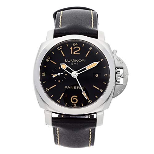 Panerai Luminor 1950 Mechanical (Automatic) Black Dial Mens Watch PAM 531 (Certified Pre-Owned)