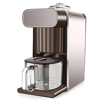YLLKFJ Automático de múltiples Funciones Desechables de Leche de Soja de la máquina de Consumo desechable y Comercial máquina de café de Acero Inoxidable ...