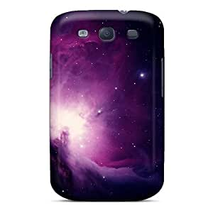 For Case Samsung Galaxy S3 I9300 Cover Slim [ultra Fit] Colorful Stars In Protective