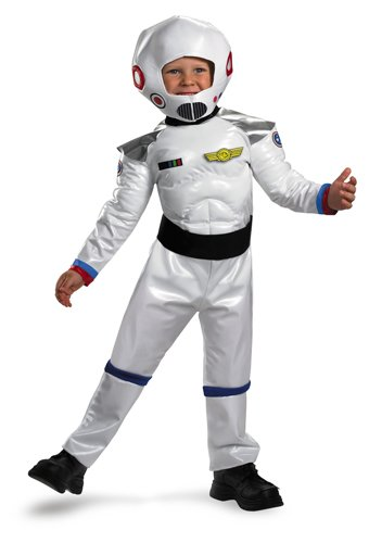 Blast Off Astronaut Toddler Costume - S (2T)]()