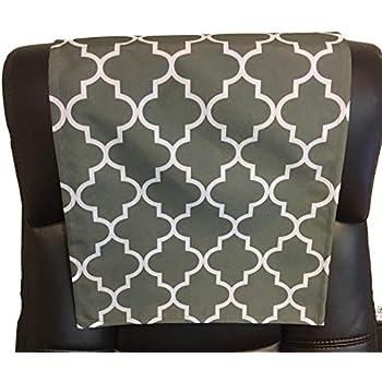 Amazon.com: Exterior, marroquí café 14 x 30 de sofá cubierta ...