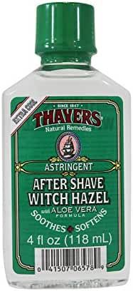 Thayers Witch Hazel Aftr Shv Aloe 4 Fz