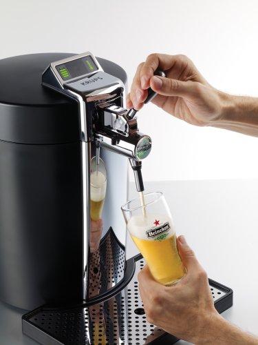 Beertender From Heineken And Krups B90 Home Beer Tap