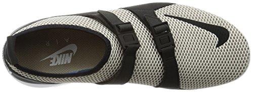 Nike Air Sockracer Se, Scarpe da Ginnastica Uomo Grigio (Cobblestone/Black/White/Volt)