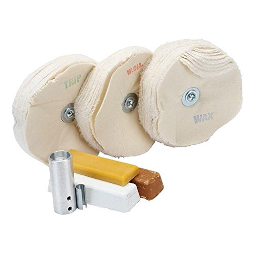 Beall Tool Complete Wood Buff System