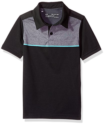 Under Armour Boys' Threadborne JS Infinite Polo – DiZiSports Store