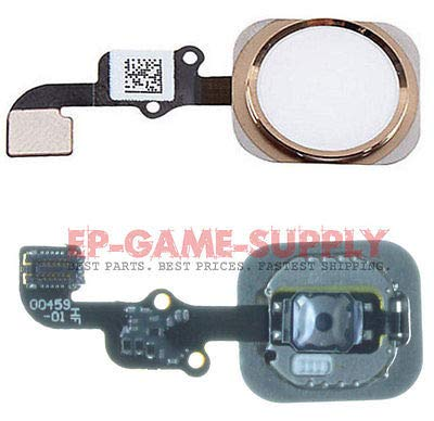 Home Button Flex Cable Ribbon Key Replacement for Apple iPho
