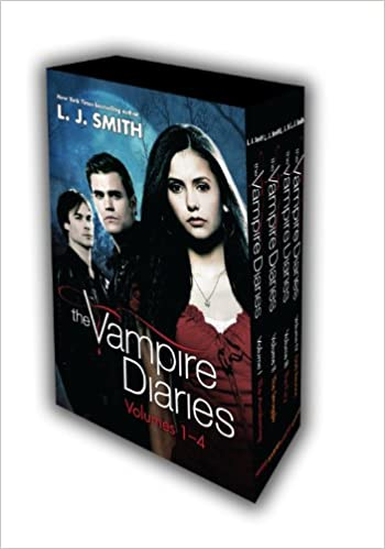 Amazon Buy Vampire Diaries Box Set Book Online At Low Prices In