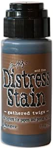 Ranger Tim Holtz Distress Stain, 1-Ounce, Gathered Twigs