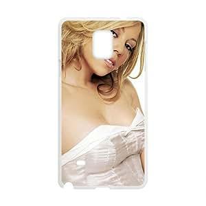 SANLSI Miariah Carey Design Pesonalized Creative Phone Case For Samsung Galaxy Note4
