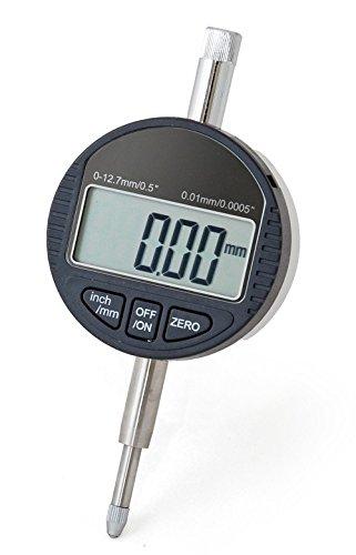 0-12.7mm Digital Dial Indicator DTI 0.01mm Resolution 12 ...