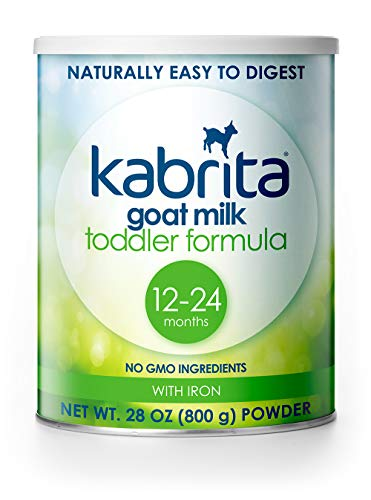 - Kabrita Goat Milk Toddler Formula, 28 oz