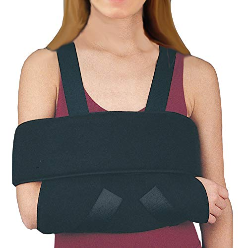 Immobilizer Swathe - MediChoice Shoulder Immobilizer, Sling and Swathe, Foam, Universal, 1314OSG302U (Each of 1)