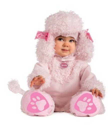 Poodles of Fun Costumes (12-18 months) (Toddler Poodles Of Fun Costume)
