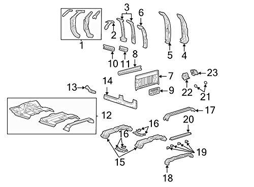 Ford Oem Rocker Panel 8C3z2610120a Image 14