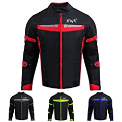 """""""HWK is a newly established brand by motorcyclists for motorcyclists. We live in a country with many weather extremes where you can encounter very high temperatures during summer. This is where the team from HWK grew up so they understand the..."""