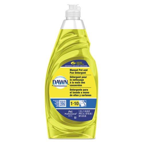 Lemon Dawn Professional Dishwashing Liquid (8 Bottles/Carton) - BMC- PGC45113