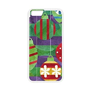 Challis & Roos Ornaments iPhone 6 Plus 5.5 Inch Cell Phone Case White phone component AU_512387