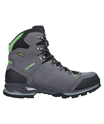 Lowa  210698 9039,  Scarpe da camminata ed escursionismo uomo Grigio/Verde